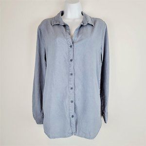 Anthropologie Cloth & Stone Button Down Blouse